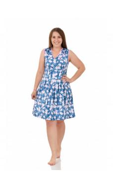 Платье женское М0217(Г) ,кулирка ,р.(46-52)