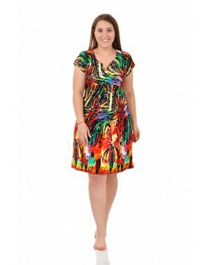 Платье женское М0230(Г) , кулирка ,р.(46-56)