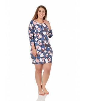 Платье женское М0219(Г) , масло ,р.(44-54)