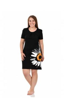 Платье женское М0604(Г) , кулирка , р.(46-56)