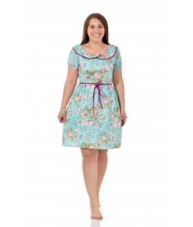 Платье женское М0067(Г) , кулирка , р.(40-50)