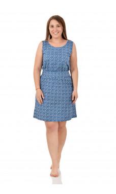Платье женское  М0104 , кулирка , р.(46-56)