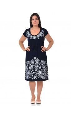 Платье М-162 (К), (р.46-60) ,вискоза