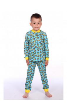 """Пижама для мальчиков """" Кнопка """",кулирка,р(98-122)"""
